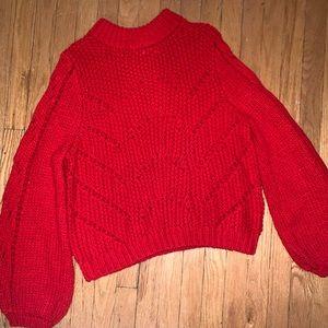 Oversized sweater L